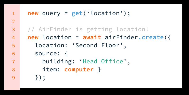 Location API