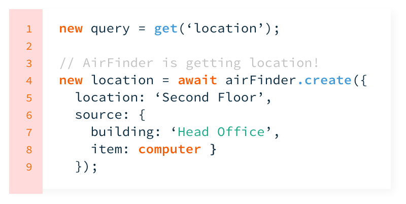 Location API