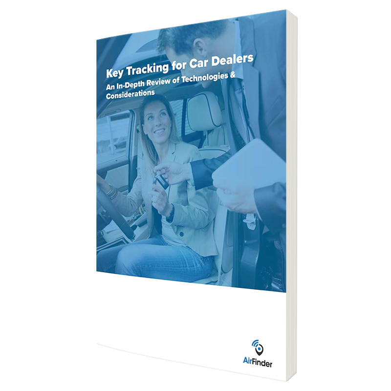 Key Tracking for Car Dealers