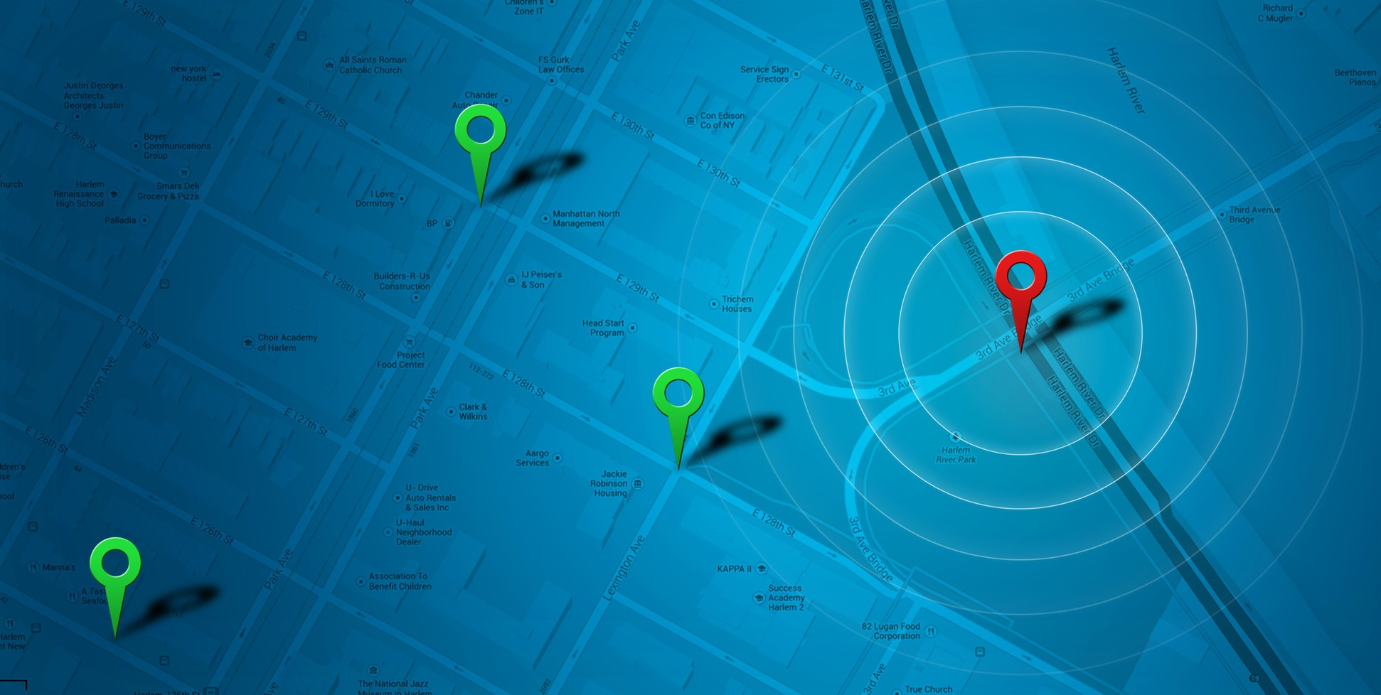 GPS Vs. RFID: A Comparison Of Asset Location Technologies