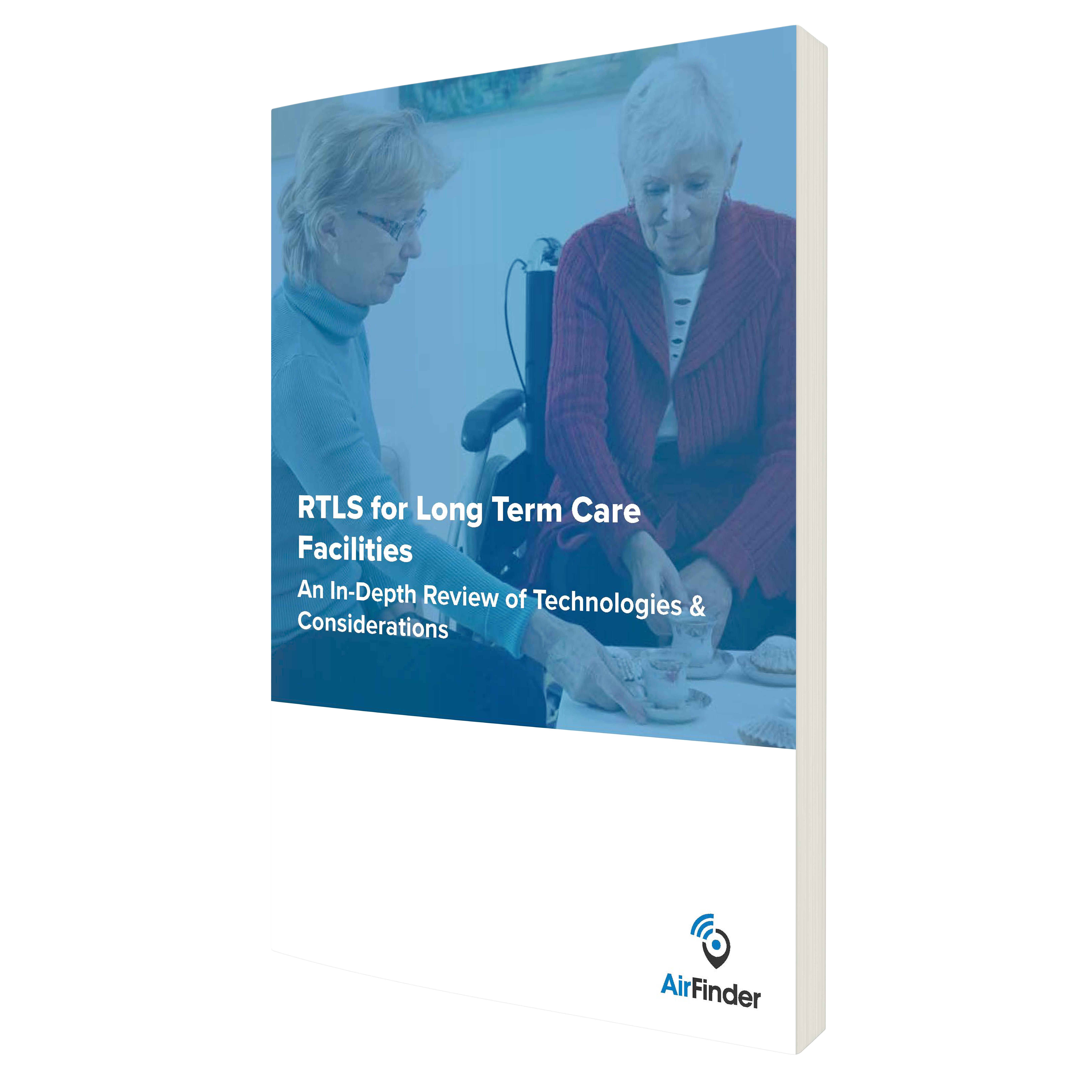 RTLS for Long Term Care Facilities